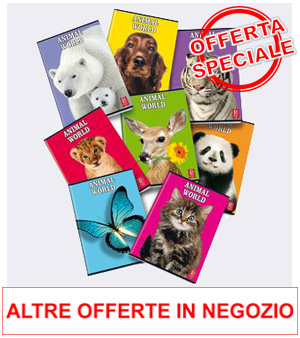 Offerta Maxi Quadernoni assortiti € 0,59