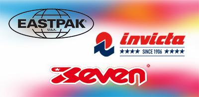 RIVENDITORE EASTPAK - SEVEN - INVICTA